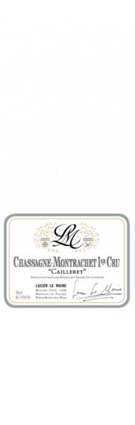 LEMOINEchassagnemontrachetcailleret